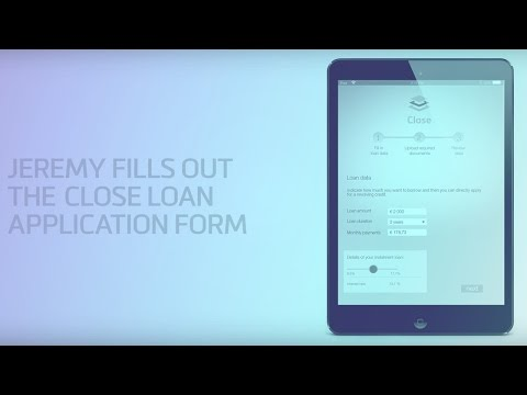 Close Loan Mobile Application for Repair shops