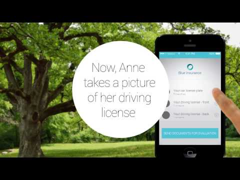 Car insurance application for your smartphone